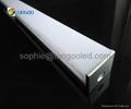 Aluminum light fixture, Led Light Bar Profile 4