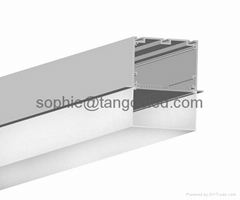 Big aluminum profile led linear lighting system