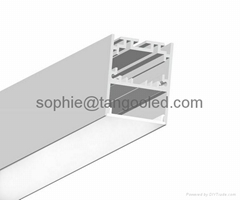 extruded aluminum profil