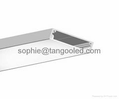 wide extrude aluminum pr