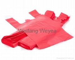HDPE  T-shirt Plastic Ba