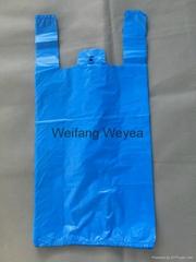 HDPE Plastic Vest Carrie
