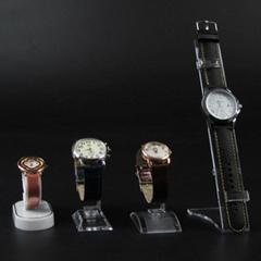 Plastic Jewelry Watch Display Stand Rack Jewellery Holder