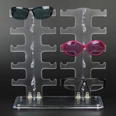 Plastic Jewelry Glasses Sunglasses Display Stand Rack Jewellery Holder