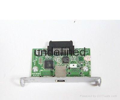 New Epson TM-T88IV TM-T88V TM-T70 Printer USB Port Interface Card UB-U05 M186A 1