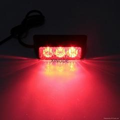 Strobe Grille Deck Light auto Flash lamp