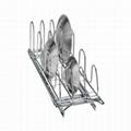 多功能鍋蓋架不鏽鋼