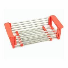 kitchen drainer basket  stainless steel