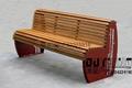 8mm鍍鋅板氟碳漆竹子雕花異形椅腳印尼菠蘿格特色坐凳 4