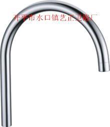 藝正衛浴供應水龍頭不鏽鋼鍍鉻出水管冷熱22大傘 1