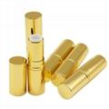wholesale silm mini gold aluminium