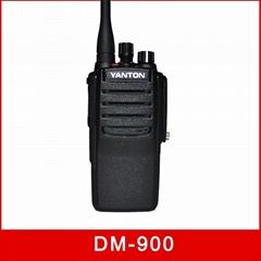 DM-900 DMR TDMA UHF VHF 5W IP66 Digital walkie talkie