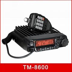 TM-8600 60W 45W Scrambler fm uhf vhf mobile transceiver
