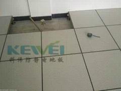 湖北十堰市陶瓷架空防靜電地板