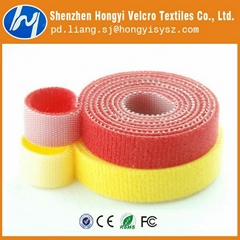 Colorful Back to Back Velcro Cable Ties