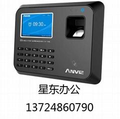 安威士C5指纹ID刷卡密码门禁机