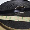 3M SJ4575魔朮貼搭扣背膠黑色蘑菇頭搭扣裝飾物品固定粘扣 5