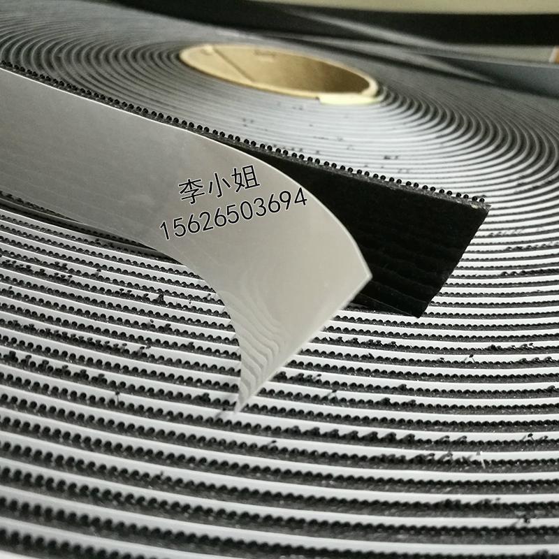 3M SJ3541 強力黑色蘑菇頭搭扣汽車飾品固定粘扣帶加厚子母扣 2