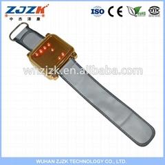 4 class adjustasble digital high blood treatment laser watch