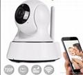 IP CAM 720P HD Wifi Home Office Security Camera P2P Pan Tilt Wireless CCTV