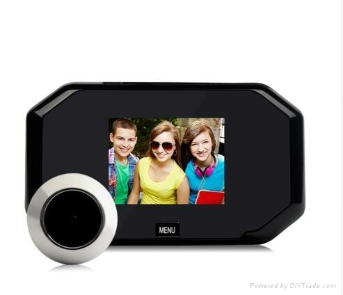 New best selling 3 inch LCD Door Camera Digital Doorbell Door Viewer Peephole V 1