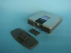 linksys pap2t  voip gateway phone adapter  1wan + 2fxs