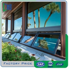 Good price aluminum awning window for bedroom