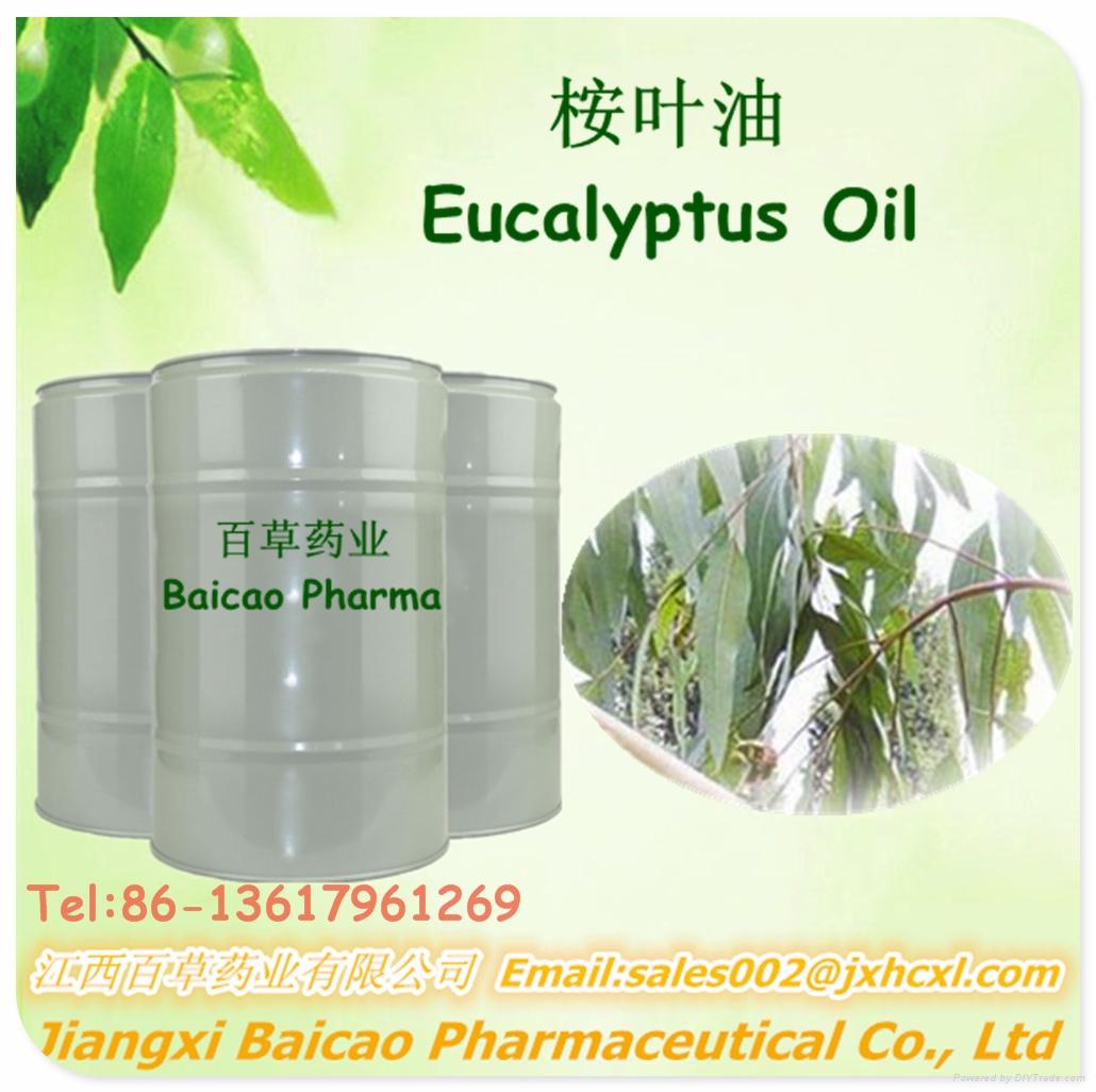 純天然提取桉葉油GMP 標準 3