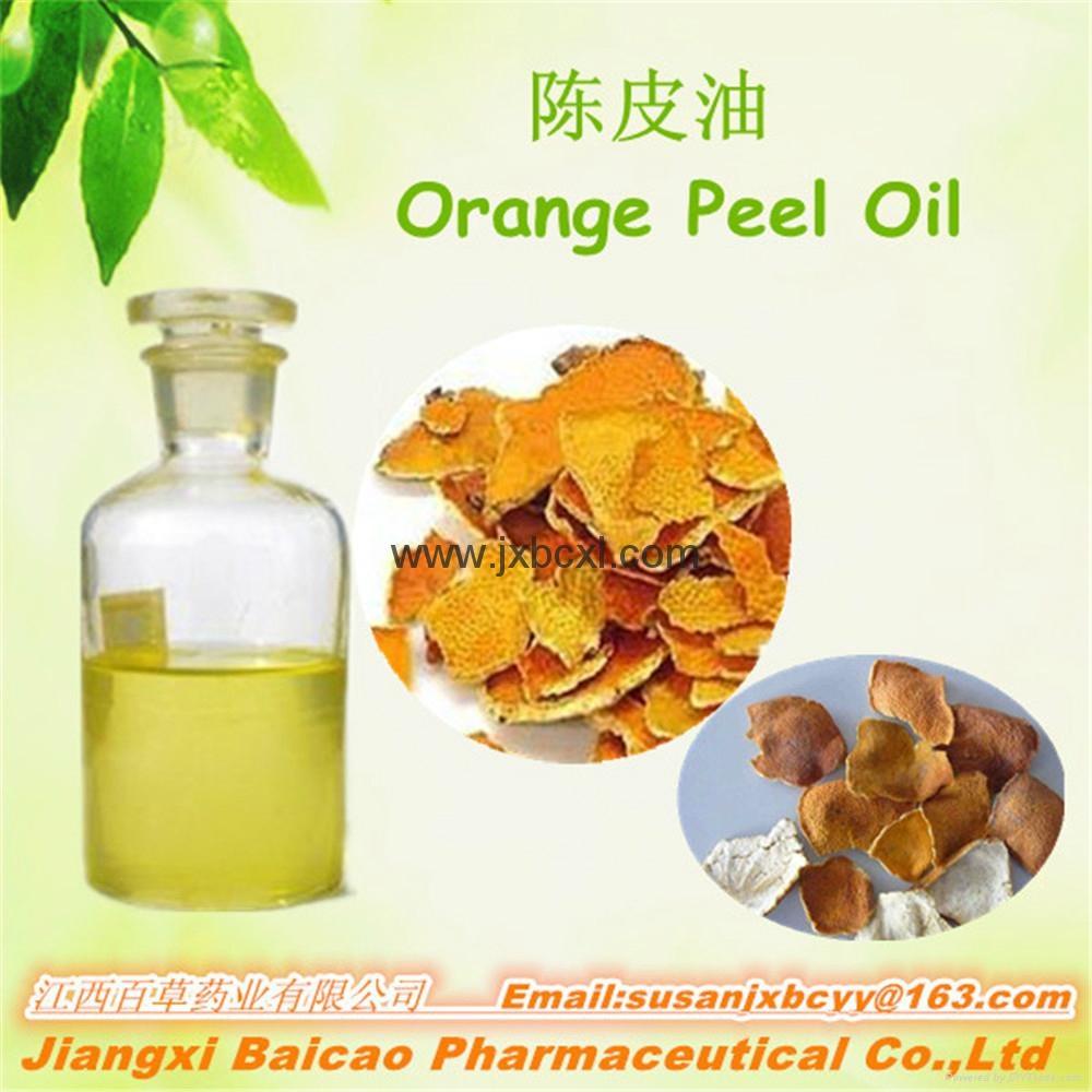 纯天然橙子油 陈皮油香薰日化用 2