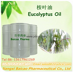 100% Pure Natural Plant extract oil Eucalyptol oil