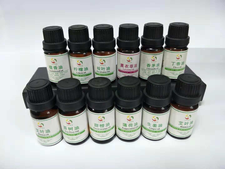 熱銷植物精油套裝 10ml禮盒 3