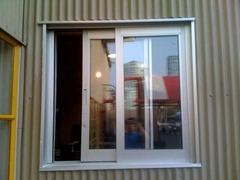 Slide Gray Aluminum Windows In Pakistan Factory