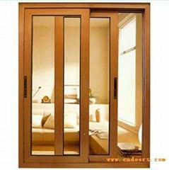 Aluminium windows and doors aluminium sliding windows locks with fly screen