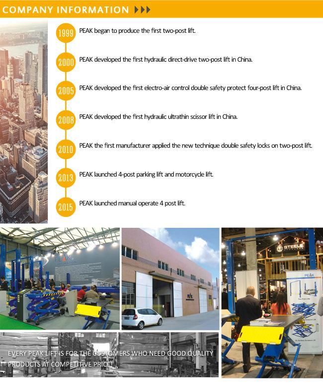 Super Symmetric Hydraulic Workshop 2 Post Car Lift (209X) 4