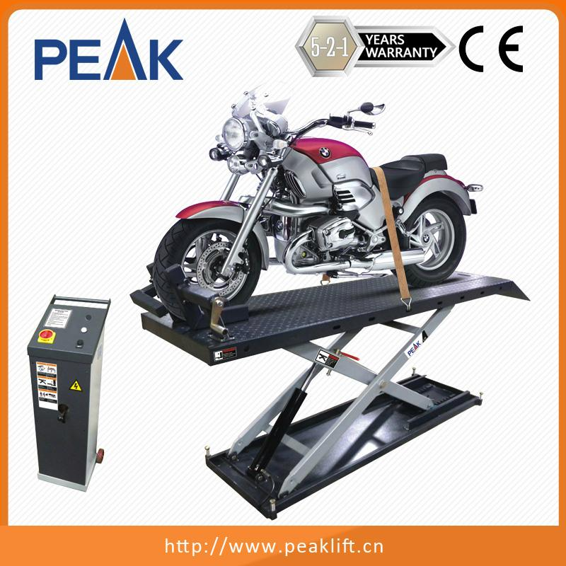 Electric Hydraulic Control Home Garage Equipment Motorcycle Scissors Lift Table