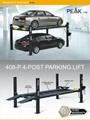 Commercial Grade 4-Post Garage Equipment Car Parking Lift (408-P) 2