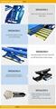 Professional Electric-Air Control Vehicle Scissor Car Lift (PX09) 4