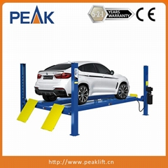 Heavy Duty Ce Certified 5.5t 4 Post Car Lift (412A)