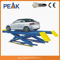 Professional Electric-Air Control Vehicle Scissor Car Lift (PX09)