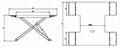 Mid-Rise Portable Scissors Lift (EM06) 3
