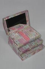 Cosmetic Jewerly box