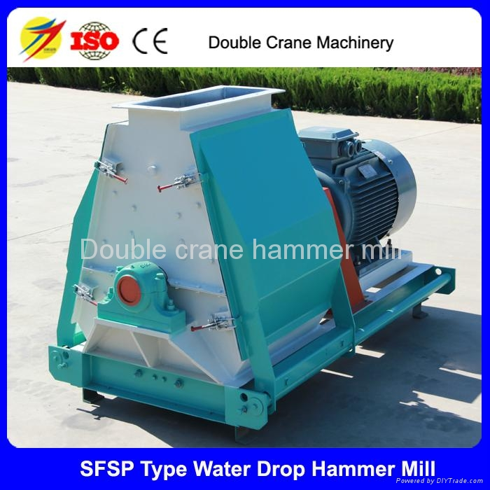 SFSP56*40 poultry feed hammer mill for sale shandong  2