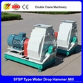 SFSP56*40 poultry feed hammer mill for sale shandong  4