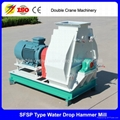 New design large capacity corn hammer mill for sale india 3-12t/h 2