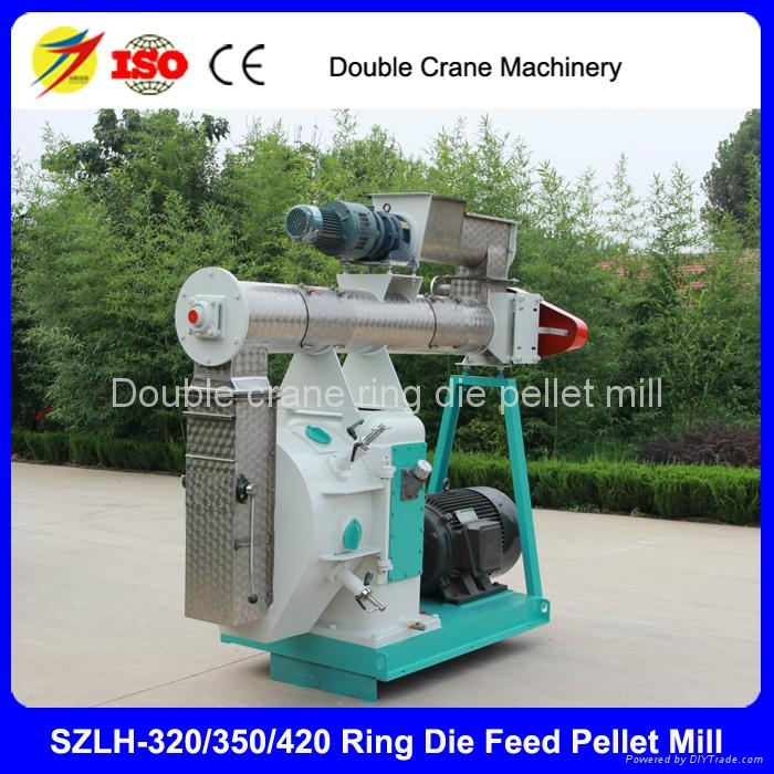Factory sale price animal feed pellet making machine  2