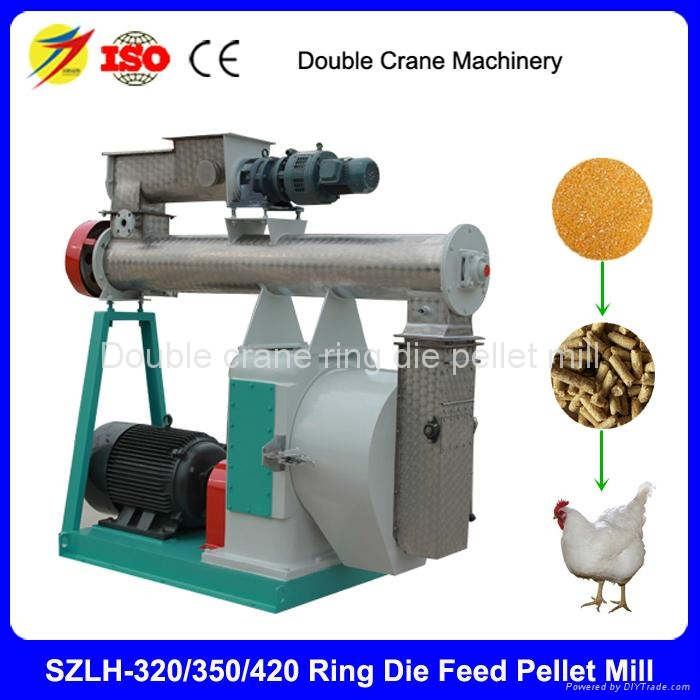 Factory sale price animal feed pellet making machine  1