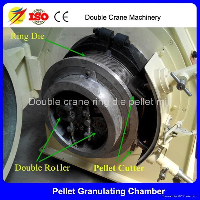 Factory sale price animal feed pellet making machine  3