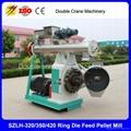 Double crane 2-8t/h chicken feed pellet