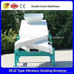 High quality SFJZ vibrating grading screener best seller in Kenya