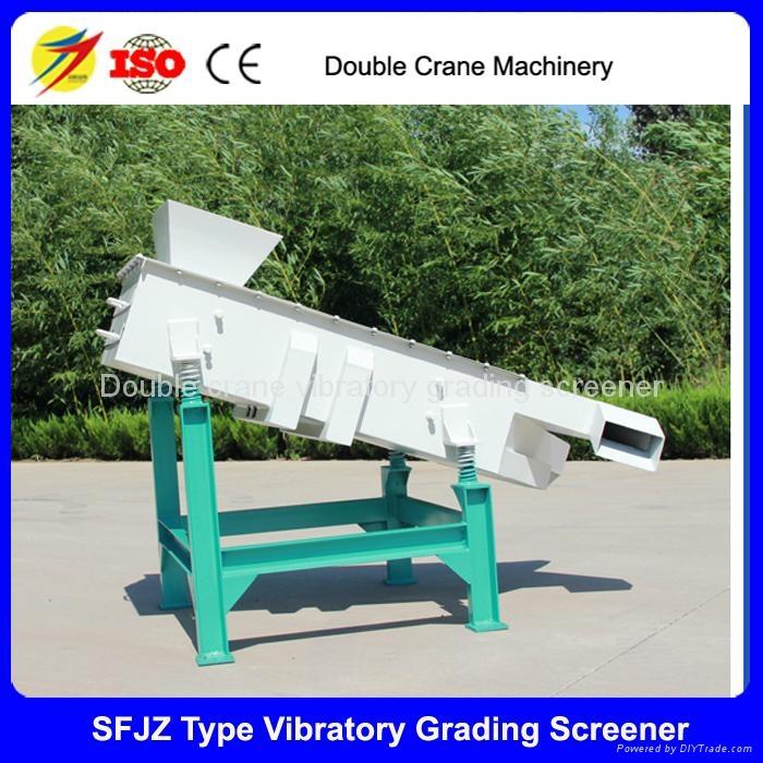 High quality SFJZ vibrating grading screener best seller in Kenya  2